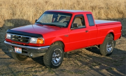 four100ds 1995 Ford Ranger Super Cab