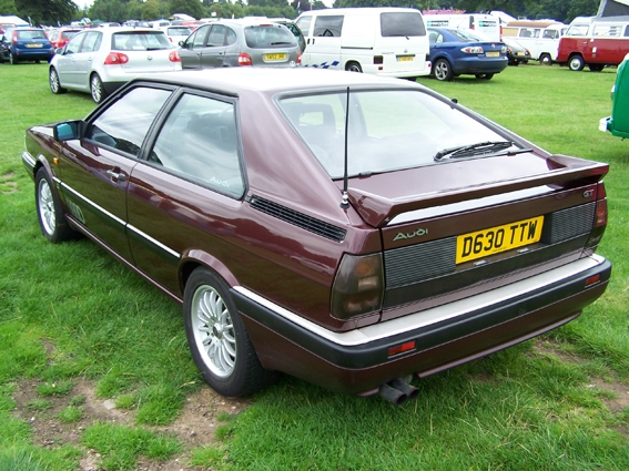 Smiter 1986 Audi Coupe 14984787