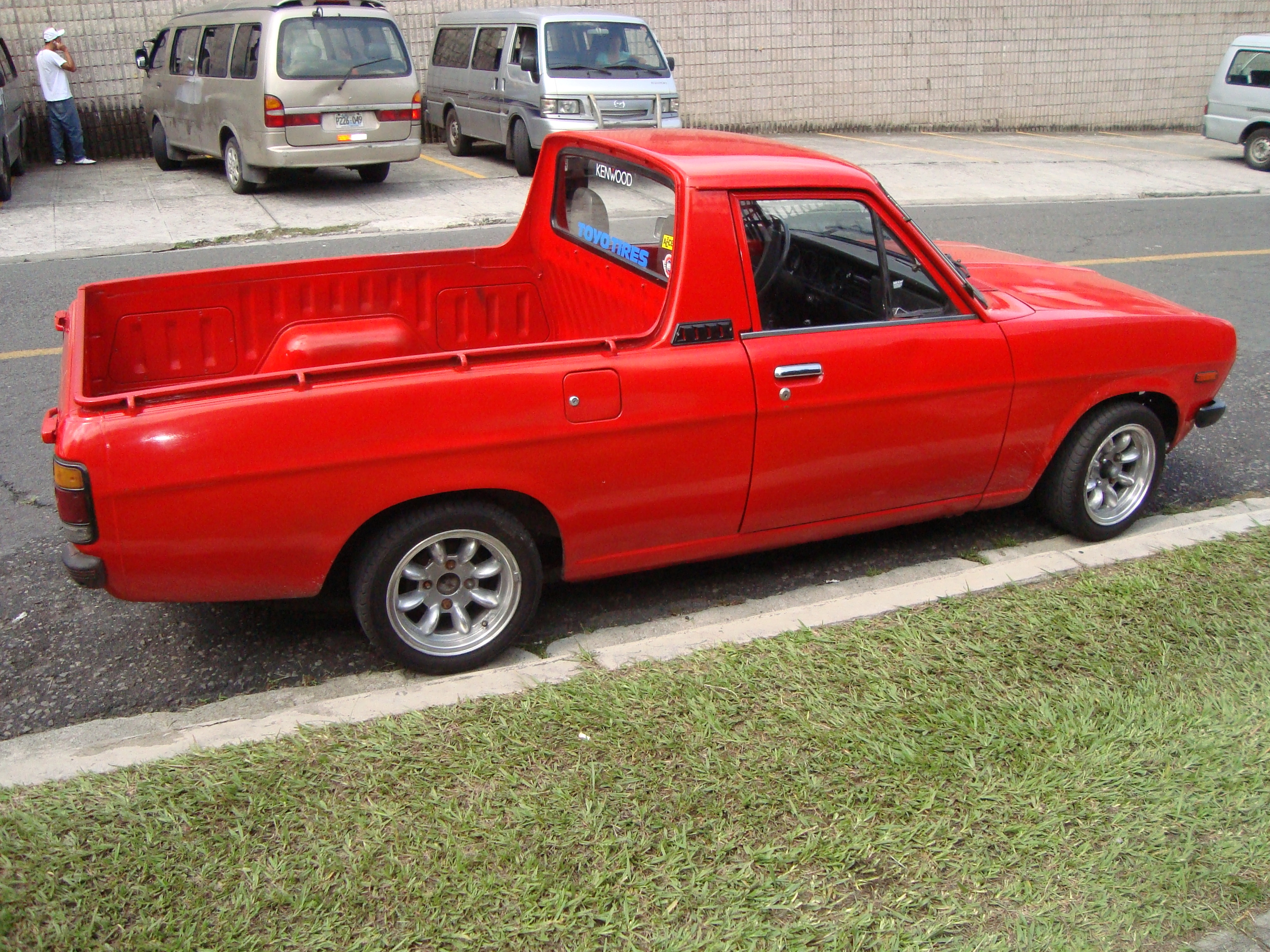 Another nissan1200 1990 Datsun 1200 post... - 14651893