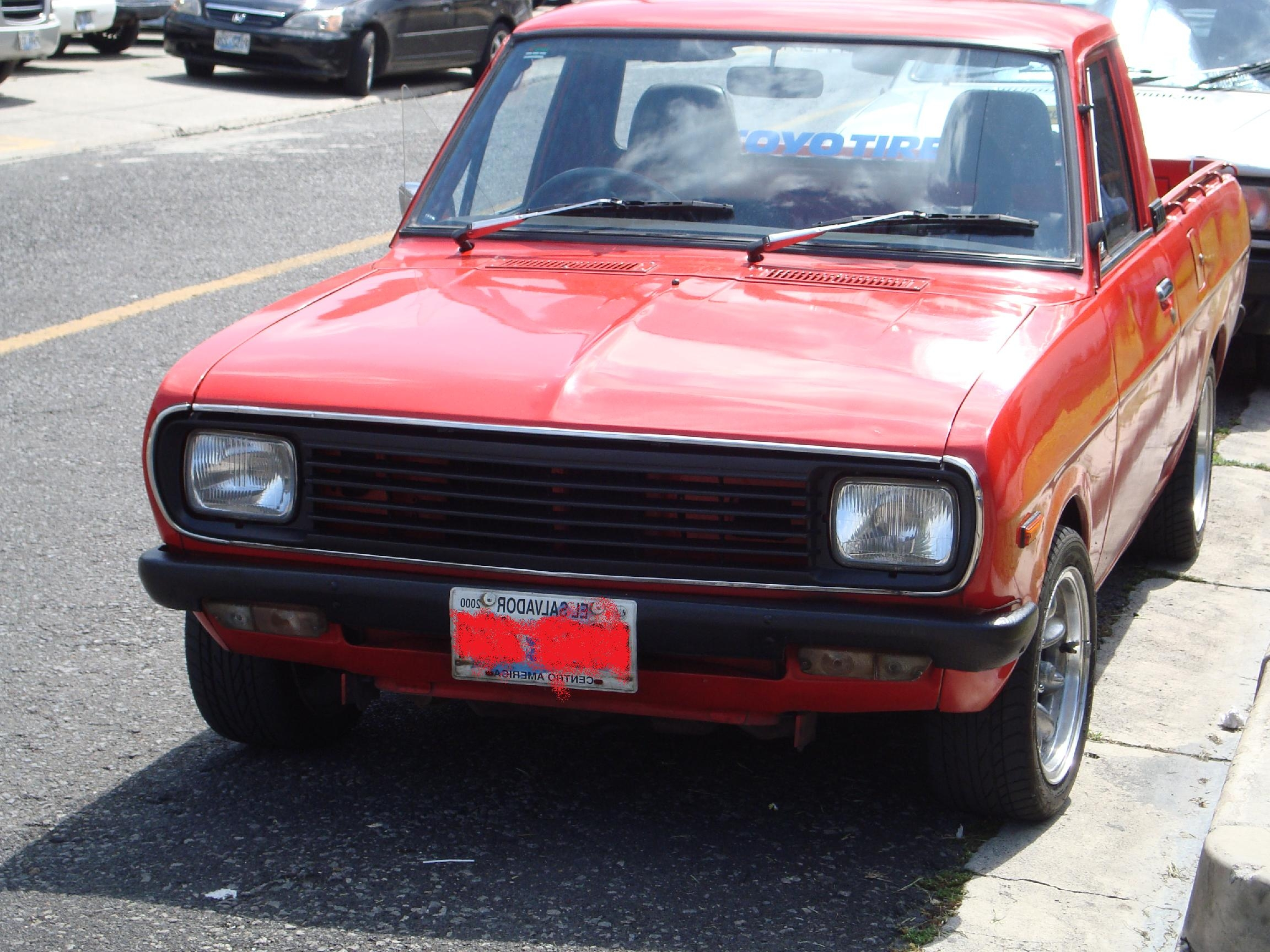 Another nissan1200 1990 Datsun 1200 post... - 14651895