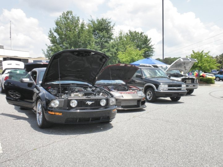 Another MustangChuckHRC3 2008 Ford Mustang post... - 14654492