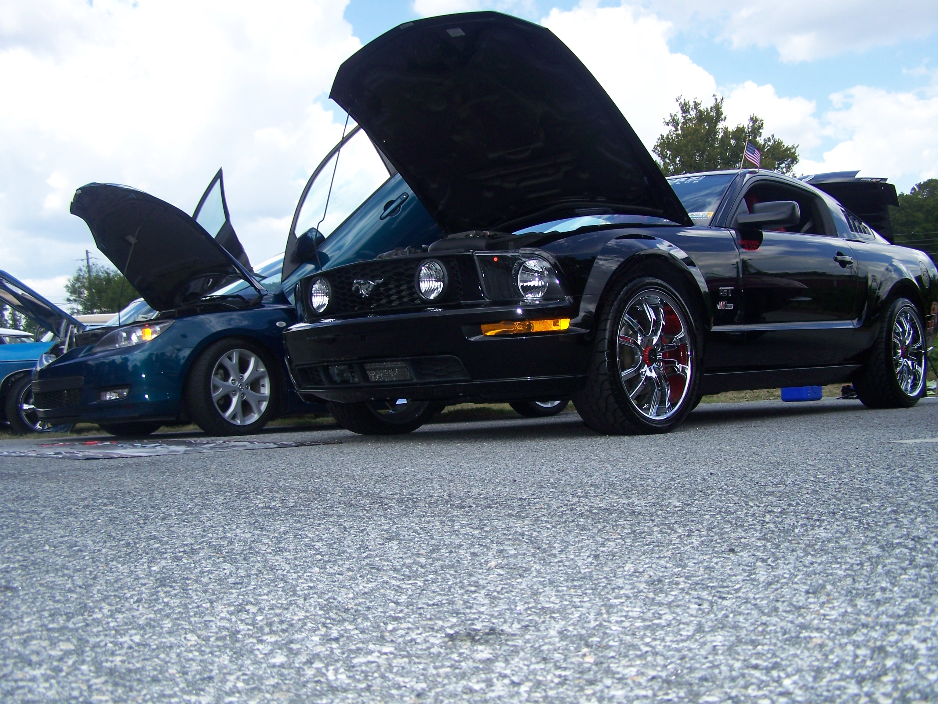 Another MustangChuckHRC3 2008 Ford Mustang post... - 14654517