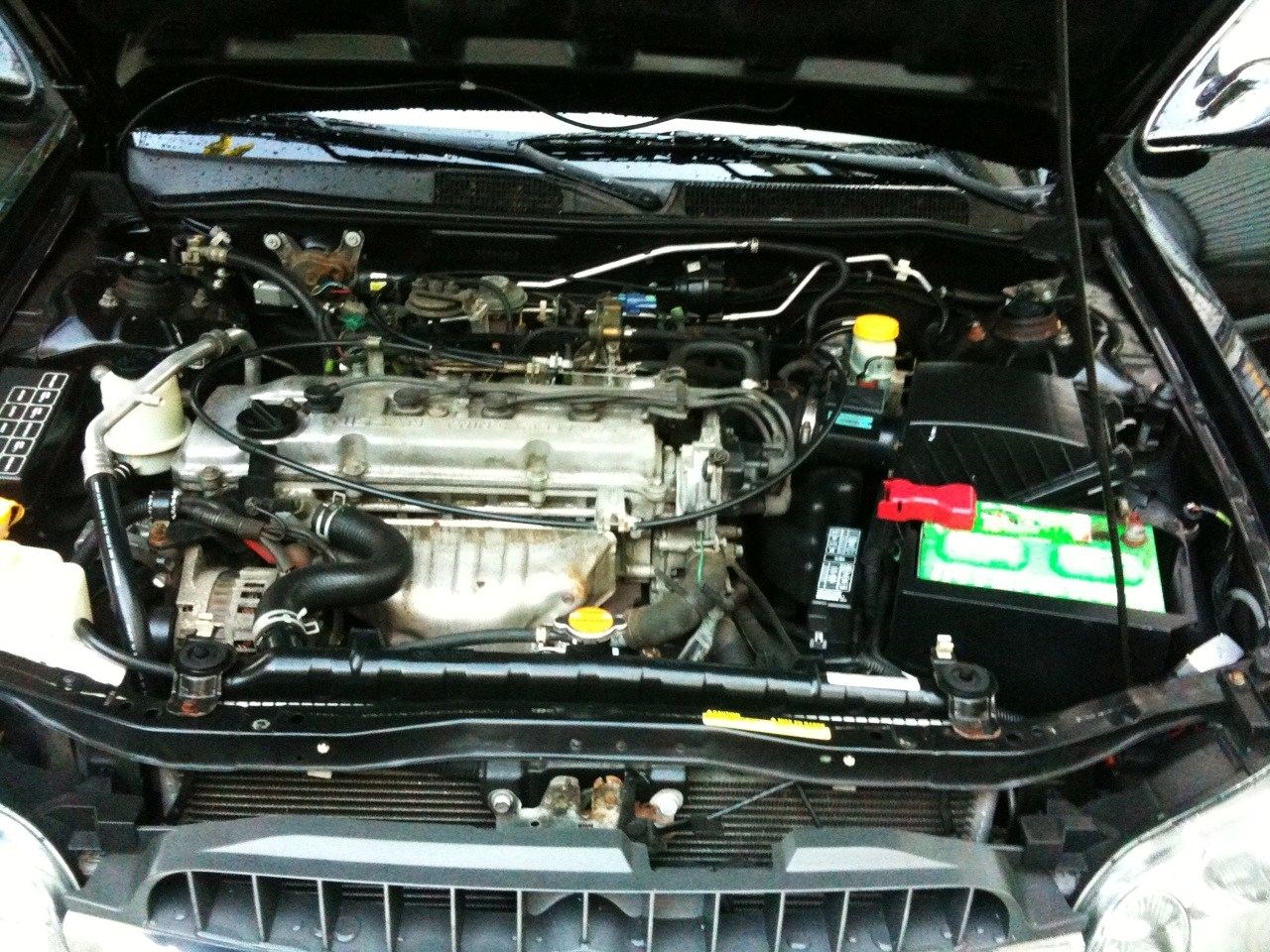 Another CasJackson 2001 Nissan Altima post... - 14652869