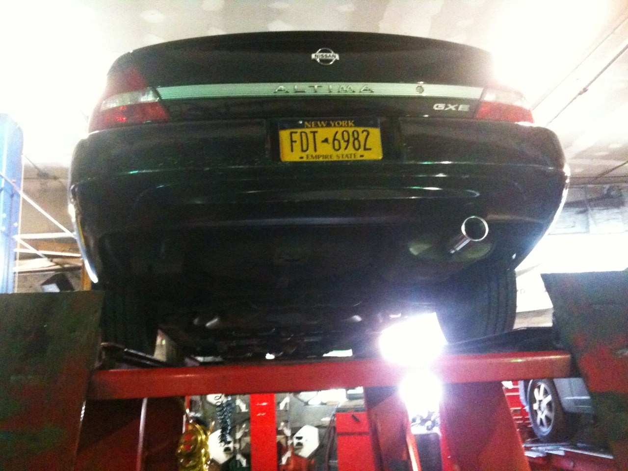 Another CasJackson 2001 Nissan Altima post... - 14652870