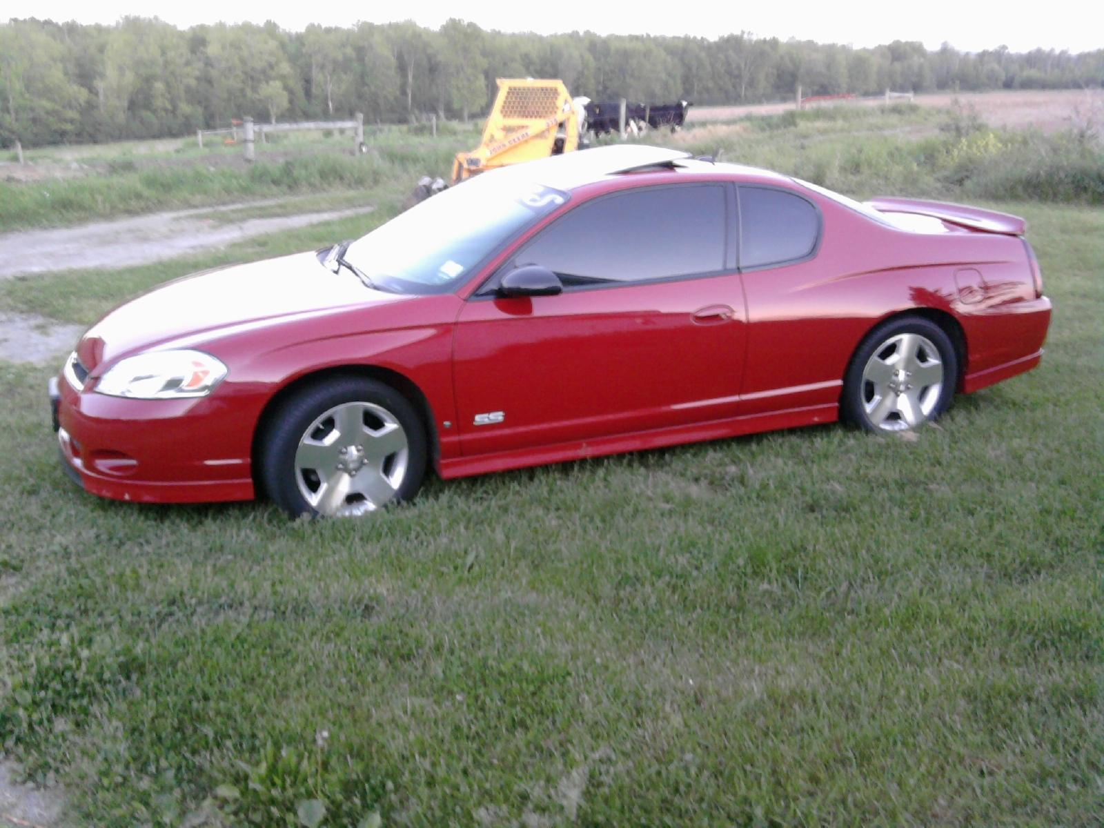 Another red327ss 2007 Chevrolet Monte Carlo post... - 14654587