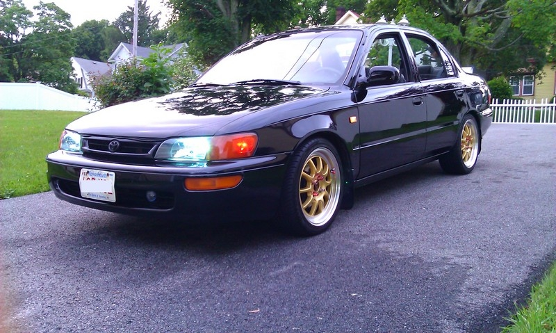 Another Illmatic1_96 1996 Toyota Corolla post... - 14656233