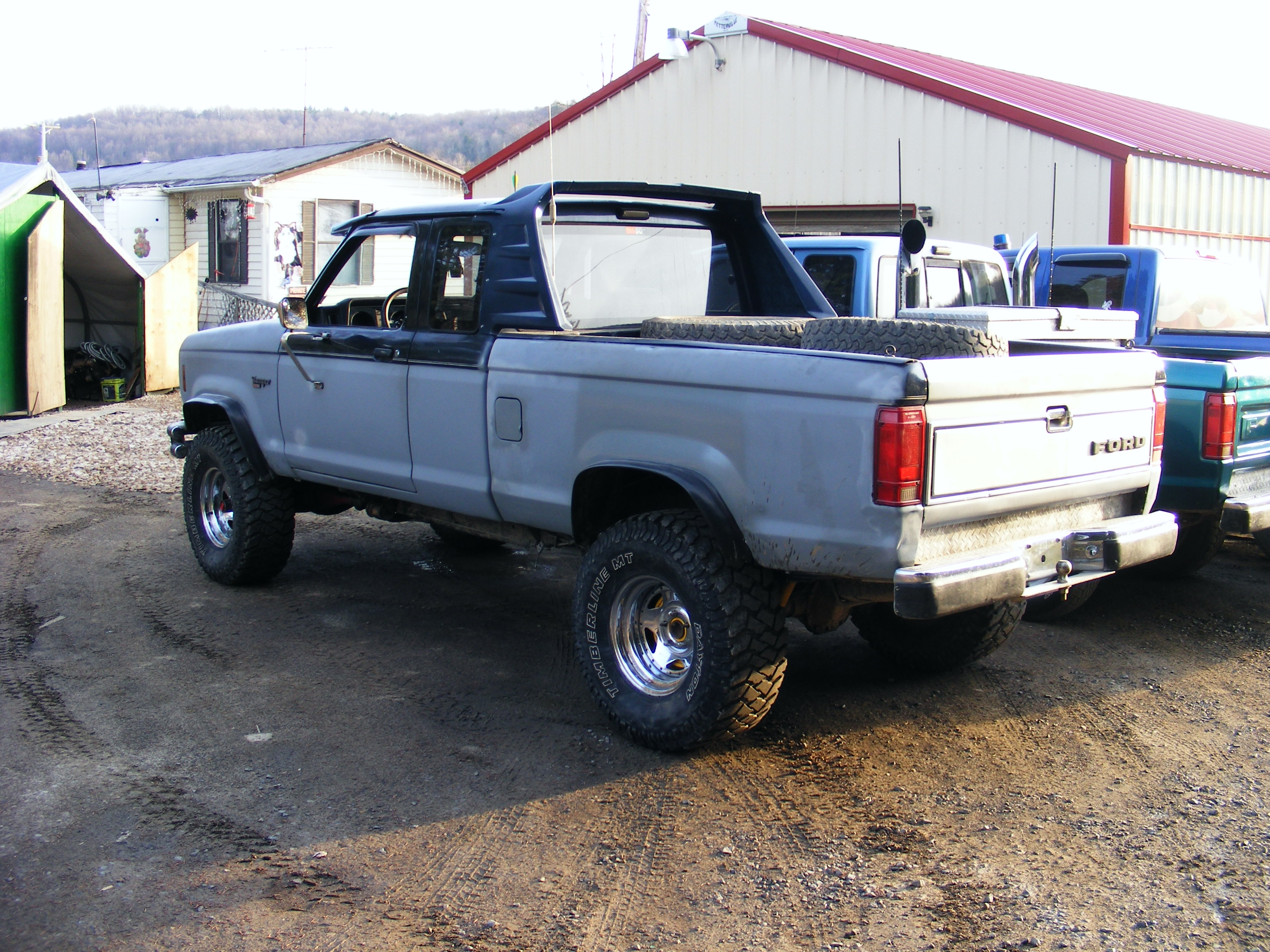 tmaxxman 1988 Ford Ranger Regular Cab 8077615