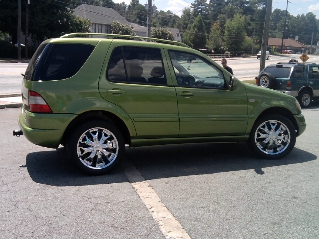 Lashaunroman 1999 mercedes benz ml classml320 sport for Mercedes benz 1999 ml320