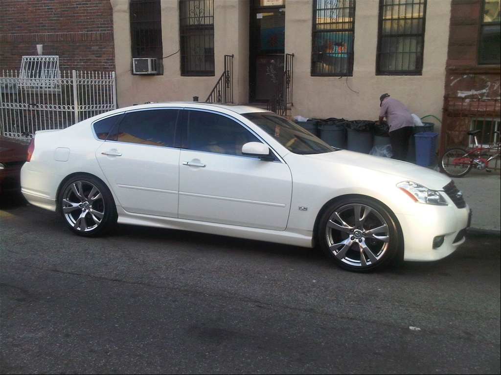 M57m37 20inch wheels on m35m45 nissan forum nissan forums infinitilineup wrote image vanachro Image collections