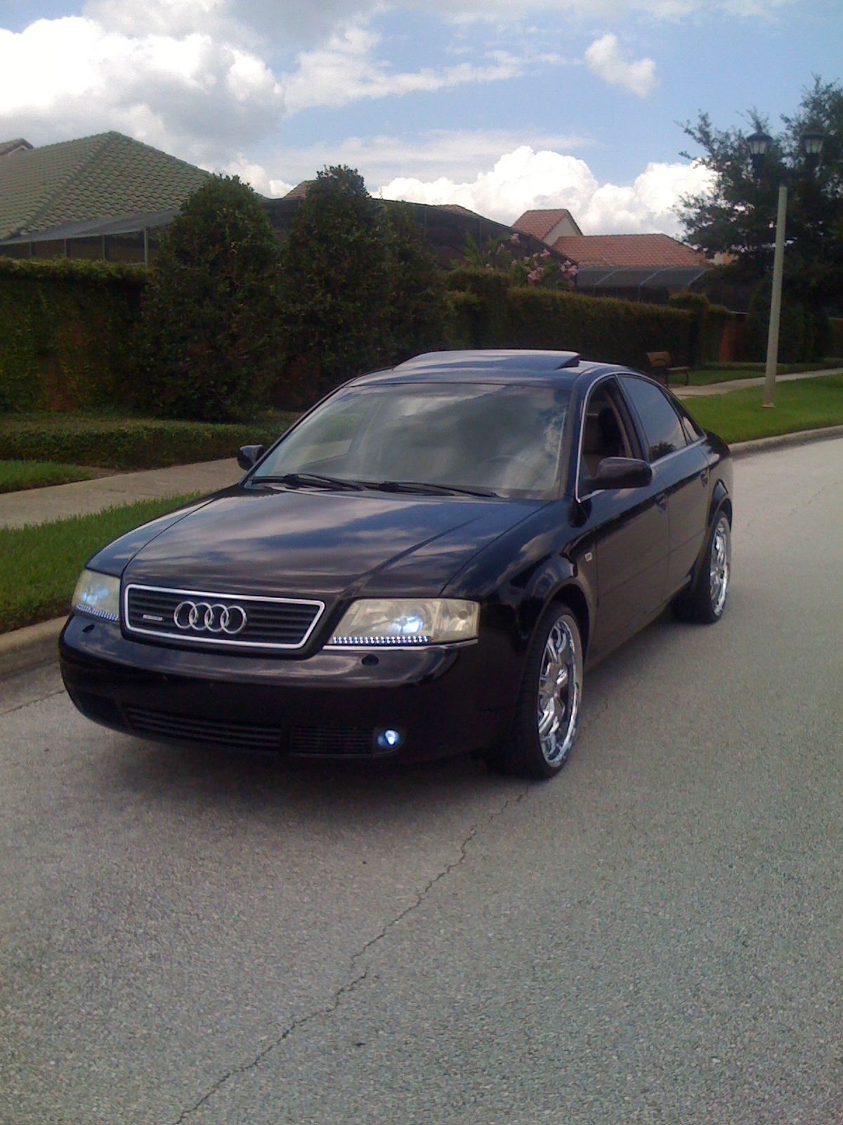 undercoverjeep 2002 audi a6sedan 4d specs photos modification info at cardomain. Black Bedroom Furniture Sets. Home Design Ideas
