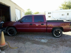ccathemers 2005 Chevrolet Silverado 1500 Crew Cab