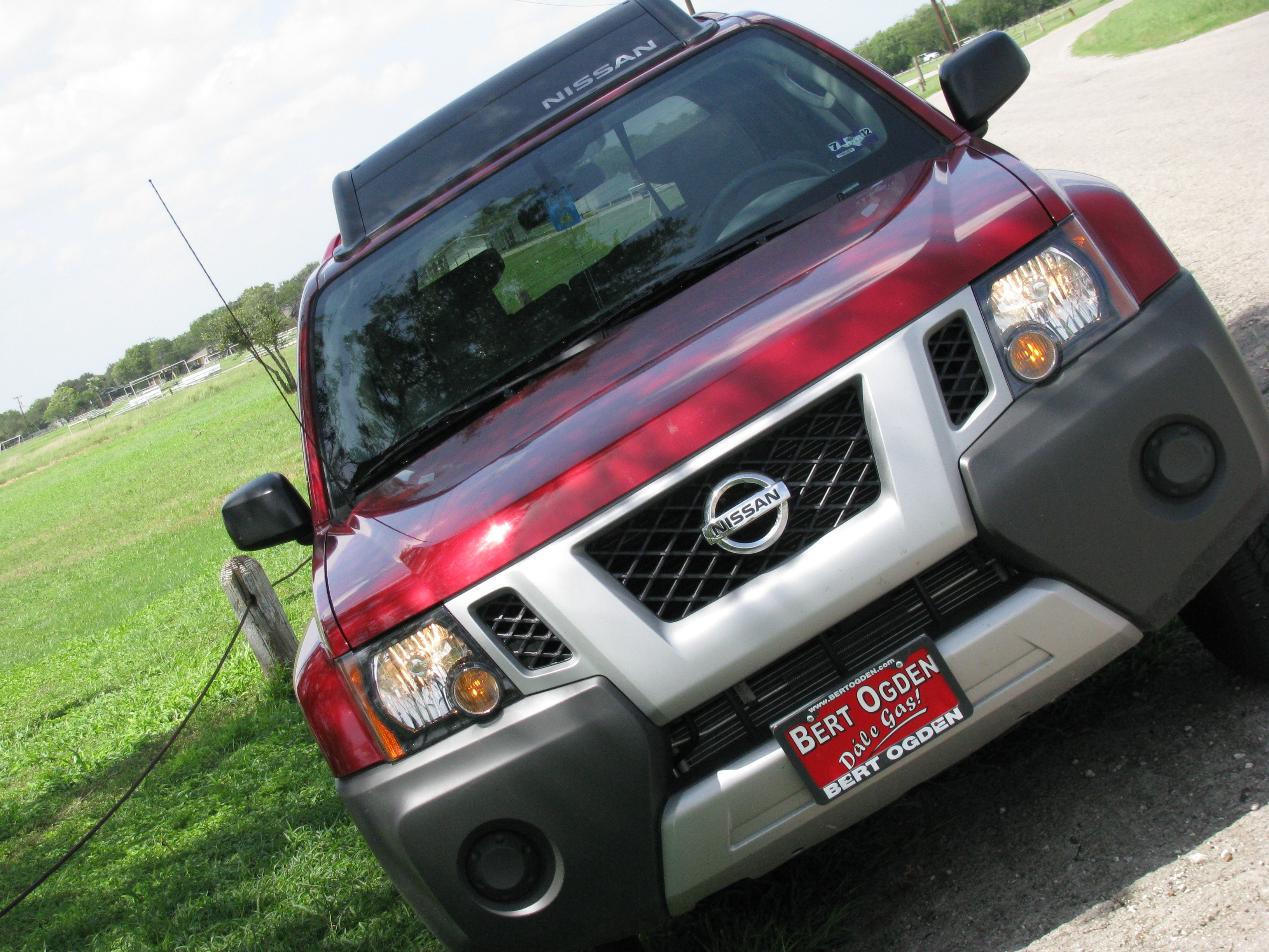 Another Cowgirl_Frontier 2010 Nissan Xterra post... - 14663837