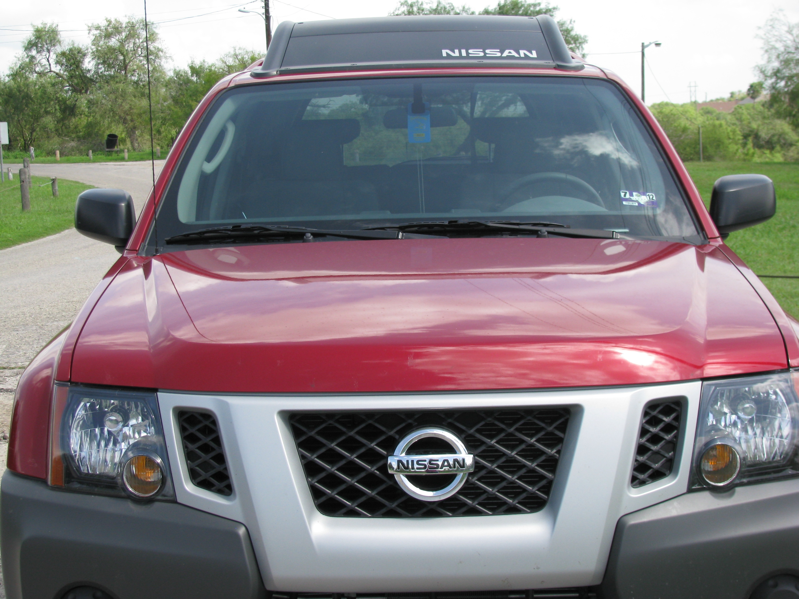 Another Cowgirl_Frontier 2010 Nissan Xterra post... - 14663838