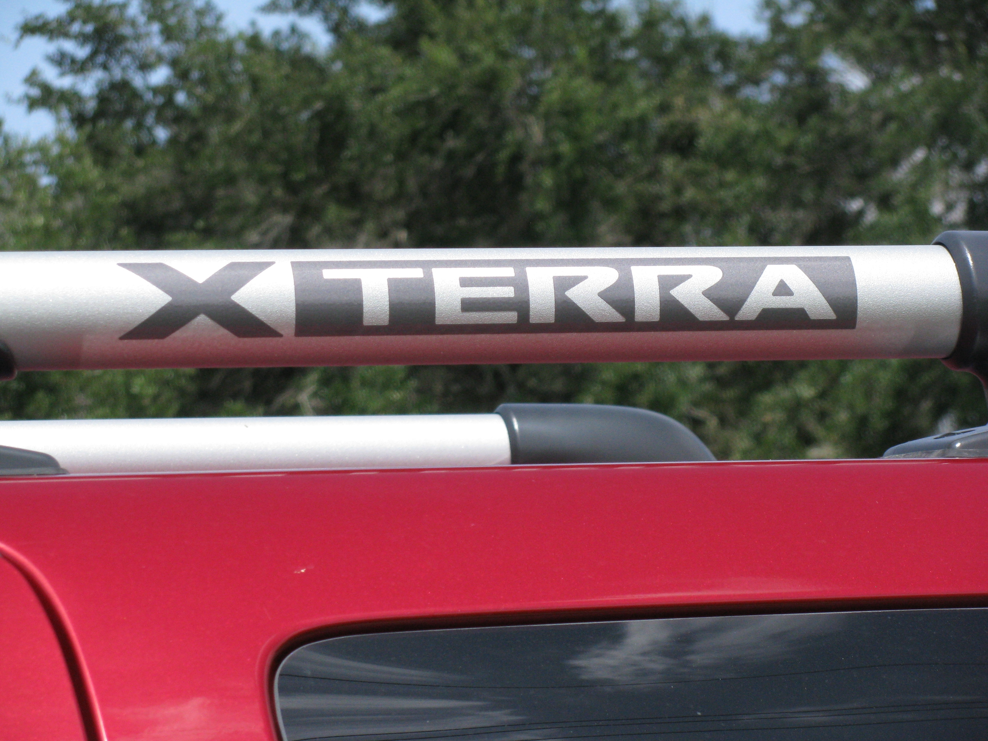 Another Cowgirl_Frontier 2010 Nissan Xterra post... - 14663840