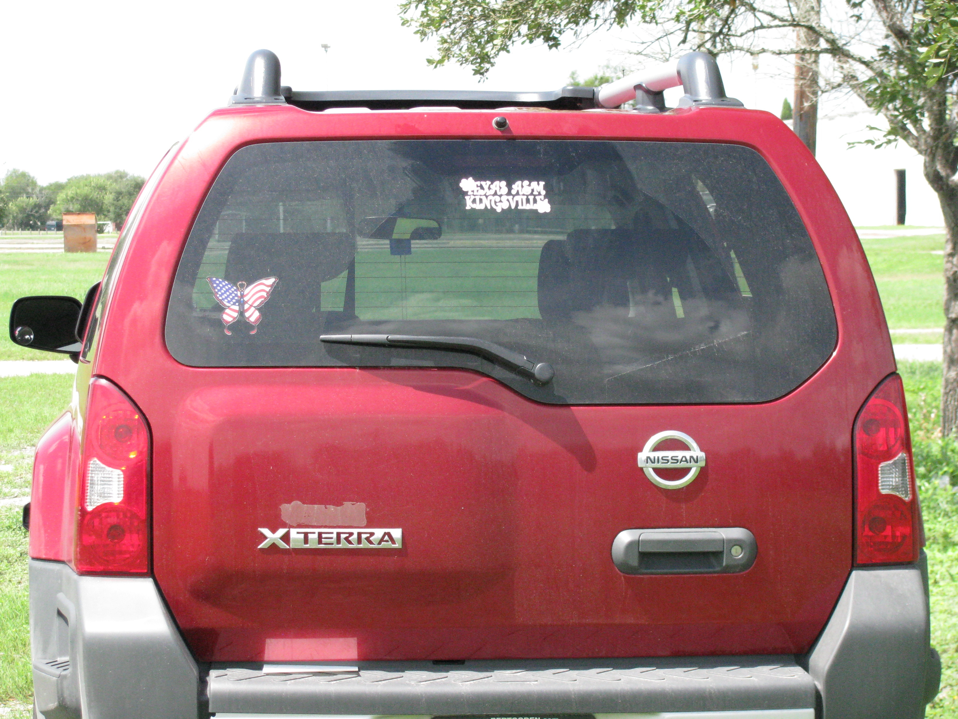 Another Cowgirl_Frontier 2010 Nissan Xterra post... - 14663841