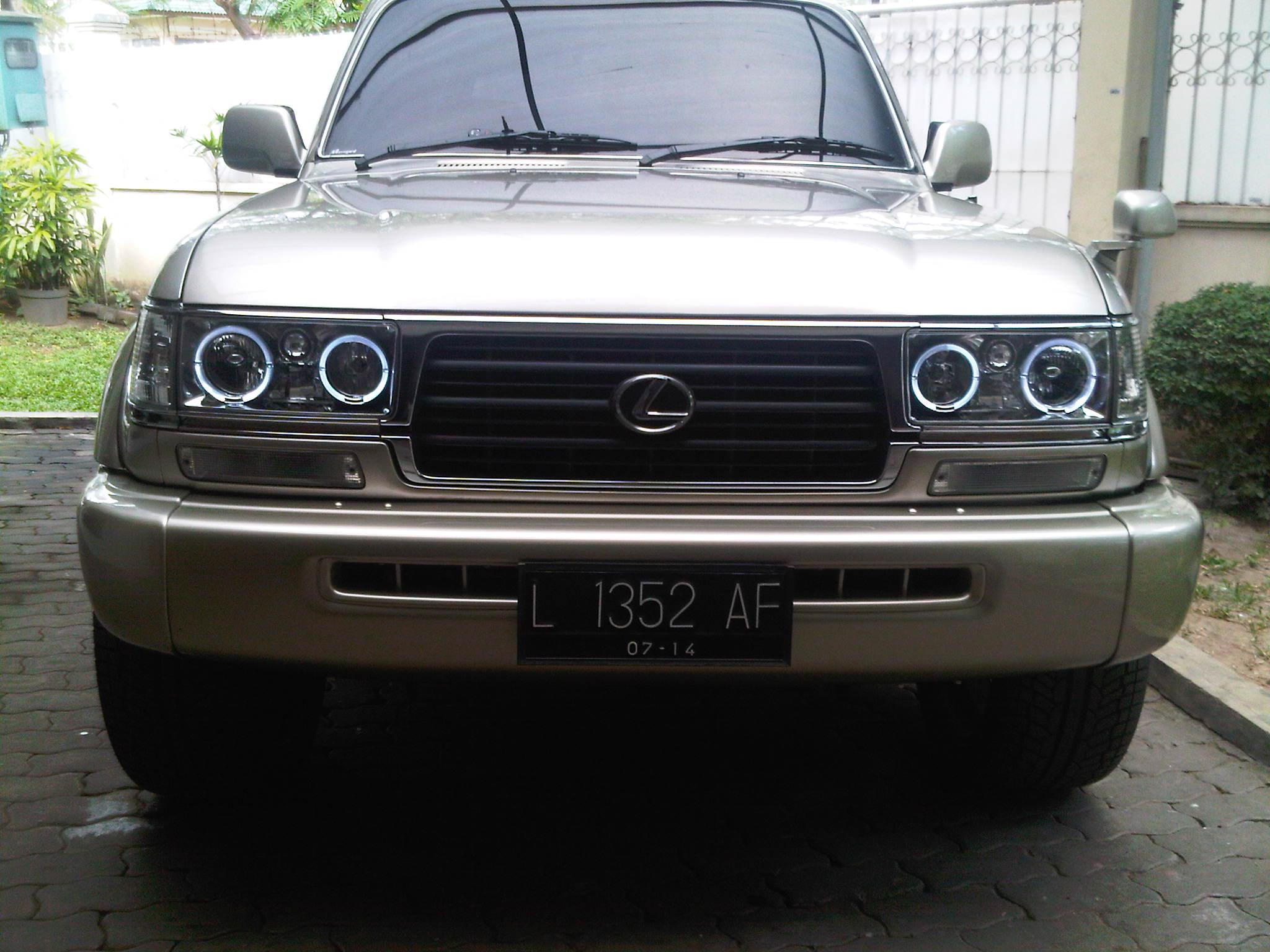 cruiserjimbon 1995 Toyota Land Cruiser 14663872