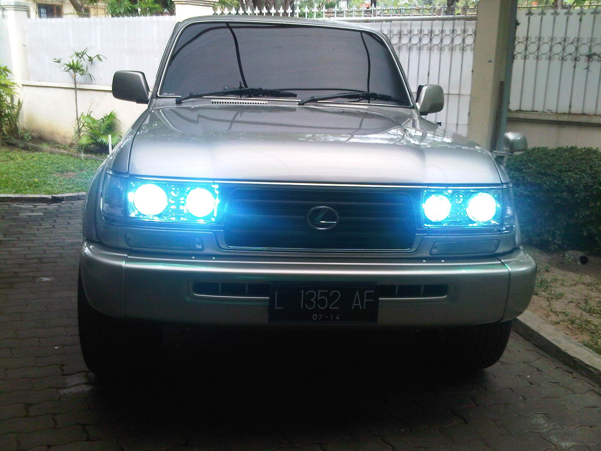 cruiserjimbon 1995 Toyota Land Cruiser 14663873