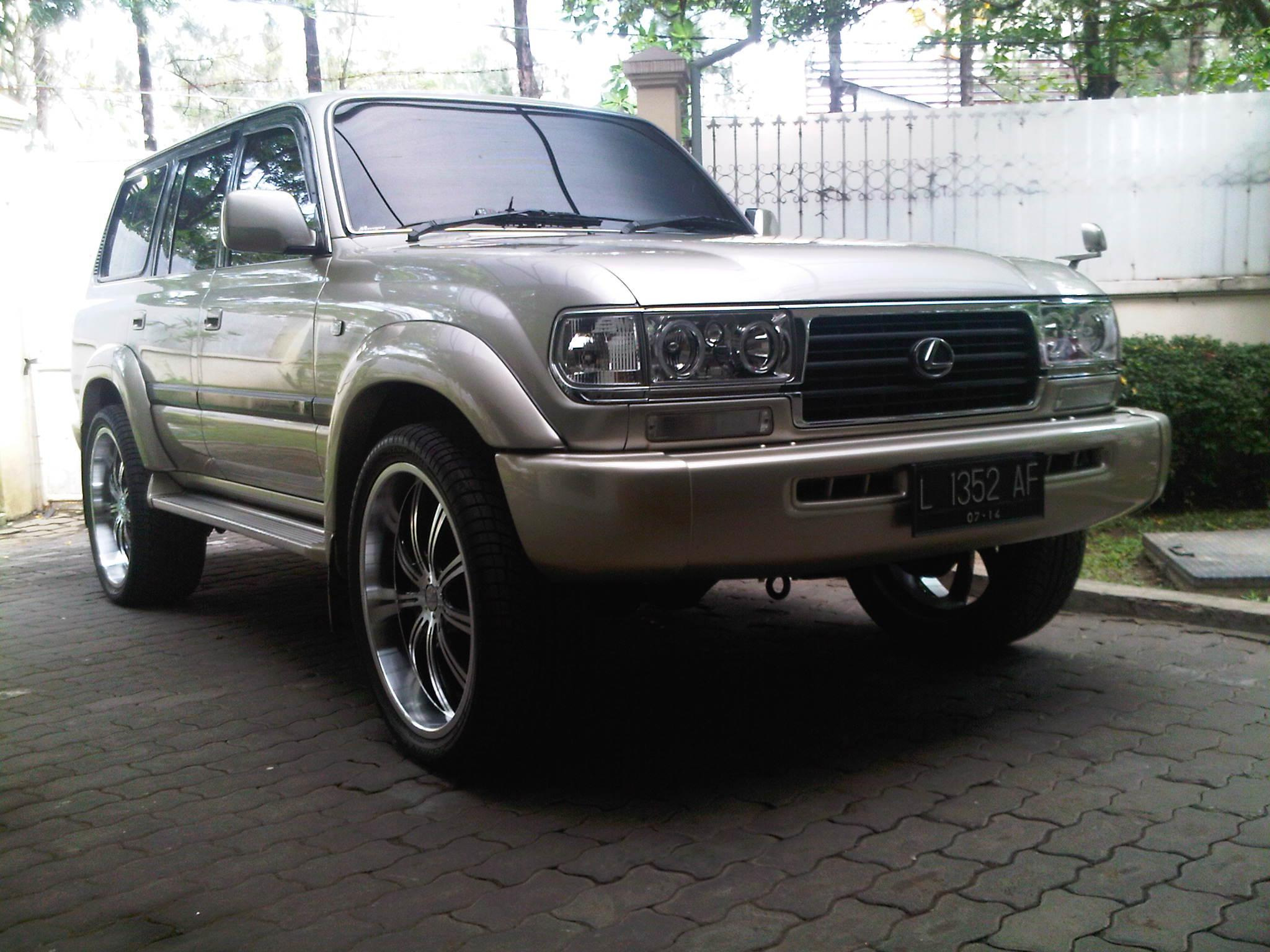 cruiserjimbon 1995 Toyota Land Cruiser 14663875