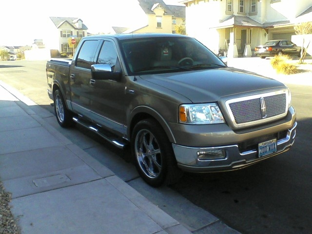 Another rodriguez702 2006 Lincoln Mark LT post... - 14666077