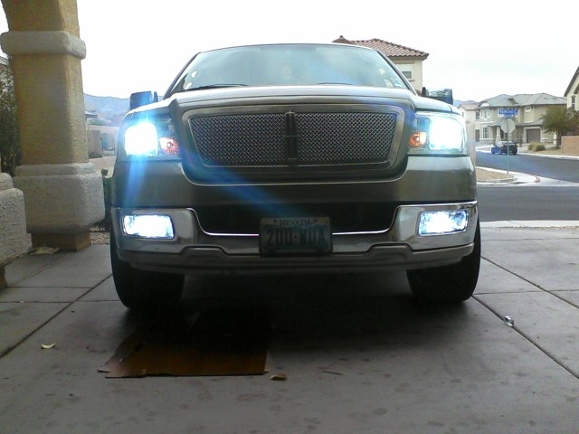 Another rodriguez702 2006 Lincoln Mark LT post... - 14666078