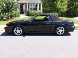 TheRentMan 1991 Ford Mustang