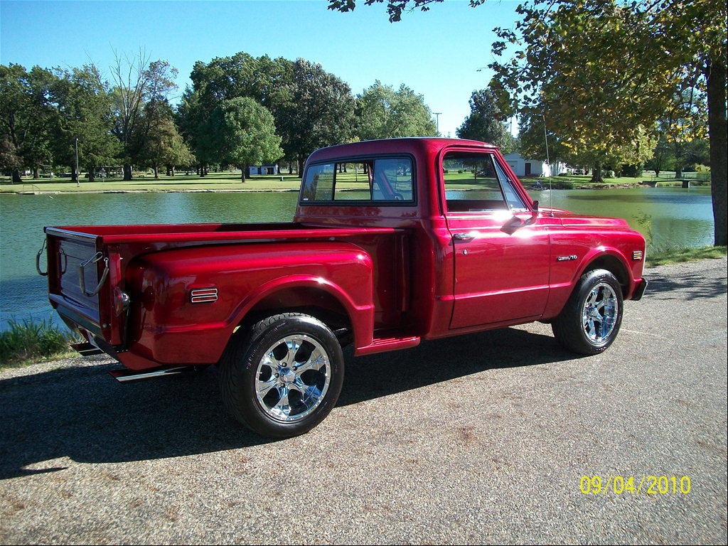 Search Results Short Bed Chevy C10 Silverado Truck On 30