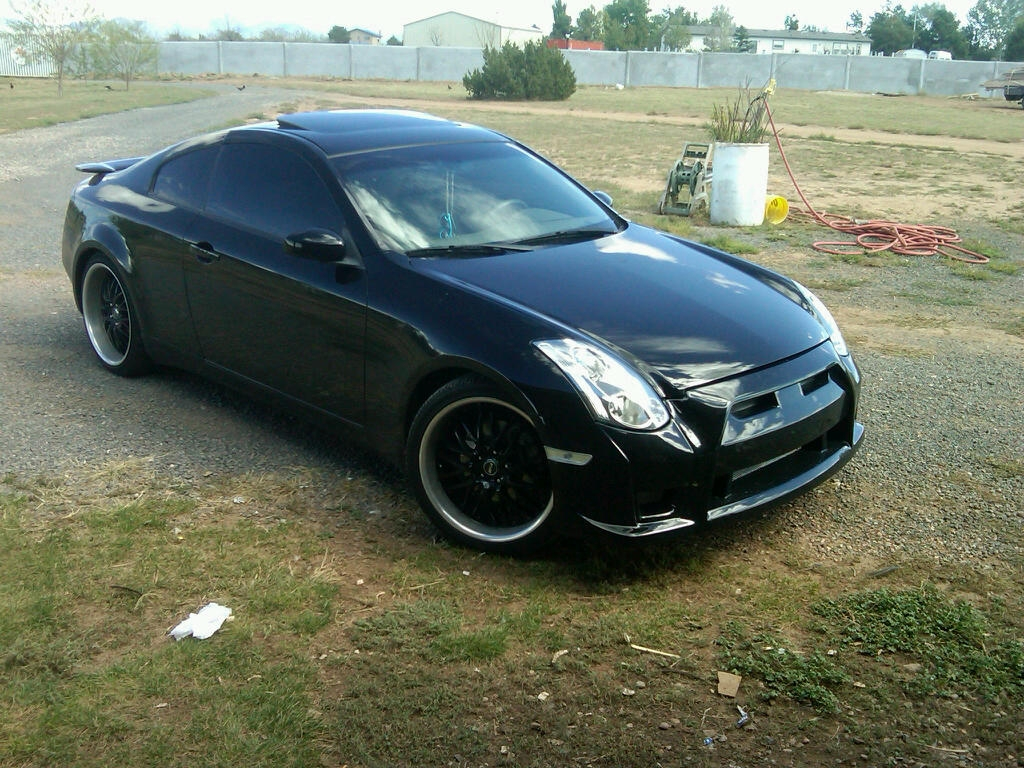 eduardog35 39 s 2005 infiniti g g35 coupe 2d in santa fe nm. Black Bedroom Furniture Sets. Home Design Ideas