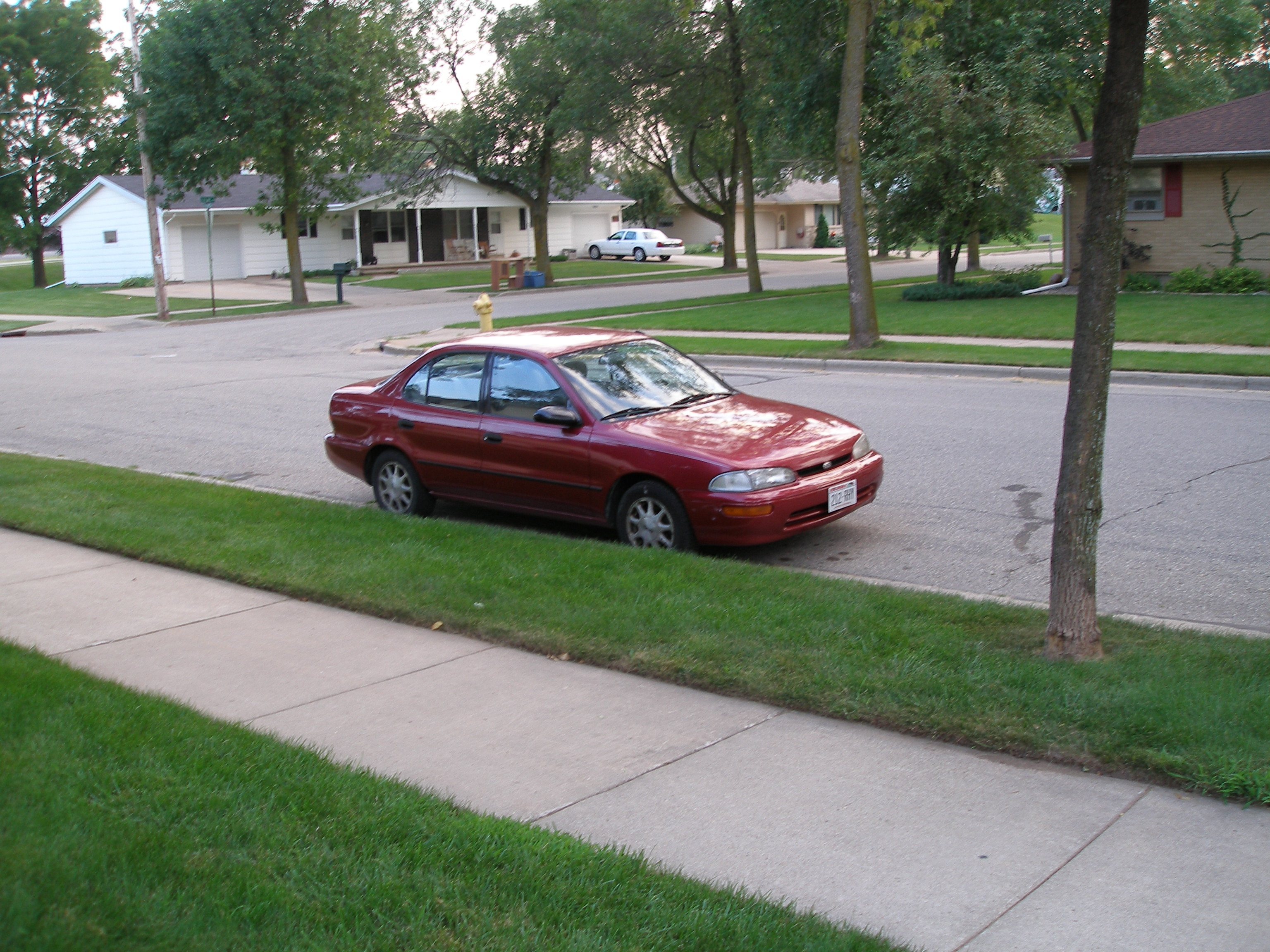 Another Spyider 1997 Geo Prizm post... - 14672478