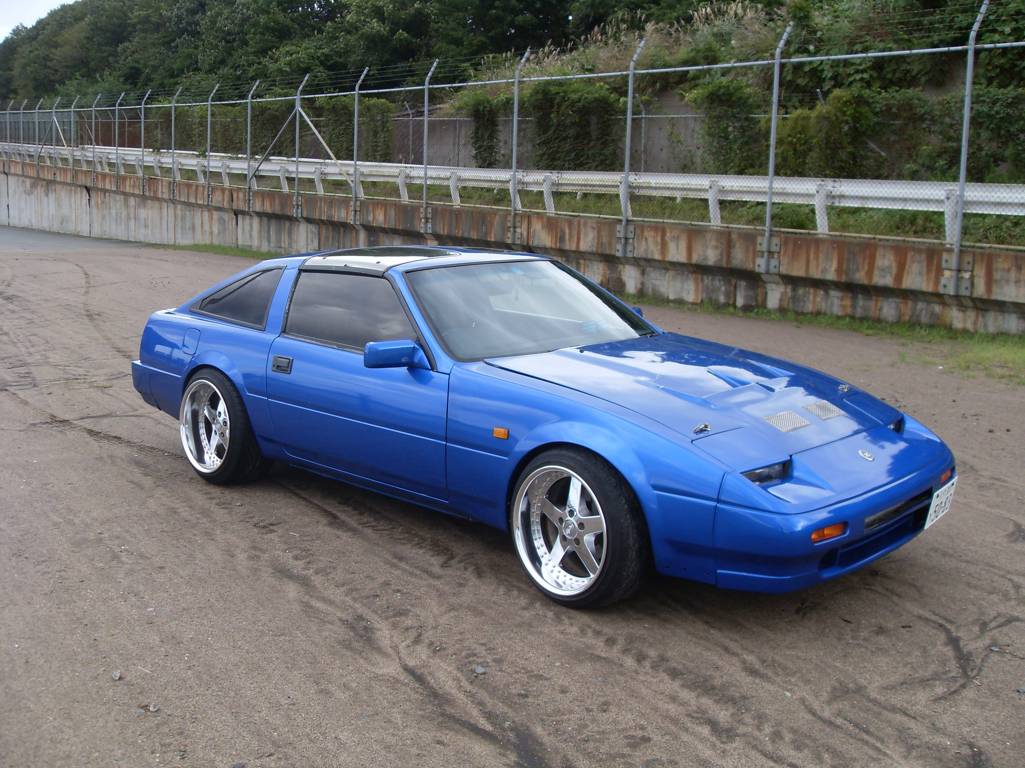 airmaninjapan 1987 nissan 300zx specs, photos, modification info