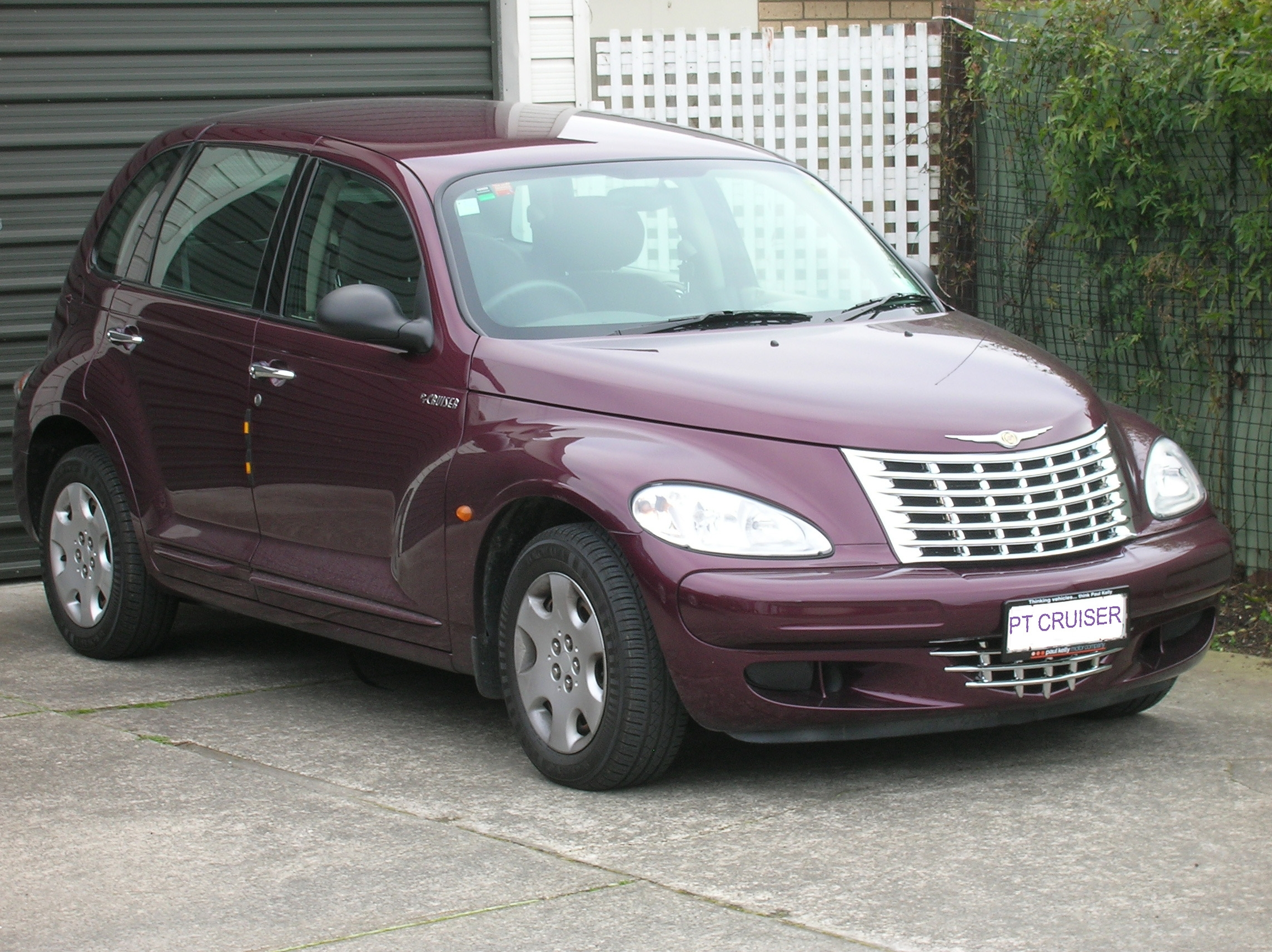 jacknzone 2003 chrysler pt cruiser specs photos. Black Bedroom Furniture Sets. Home Design Ideas