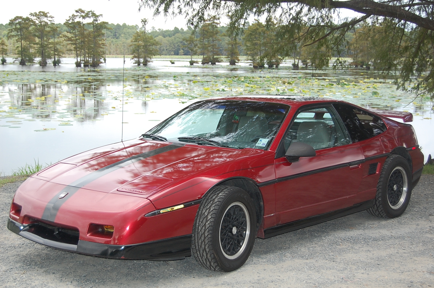 Another The AmmO ChicK 1988 Pontiac Fiero post... - 14672540