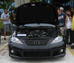oztikss 2008 Lexus IS F