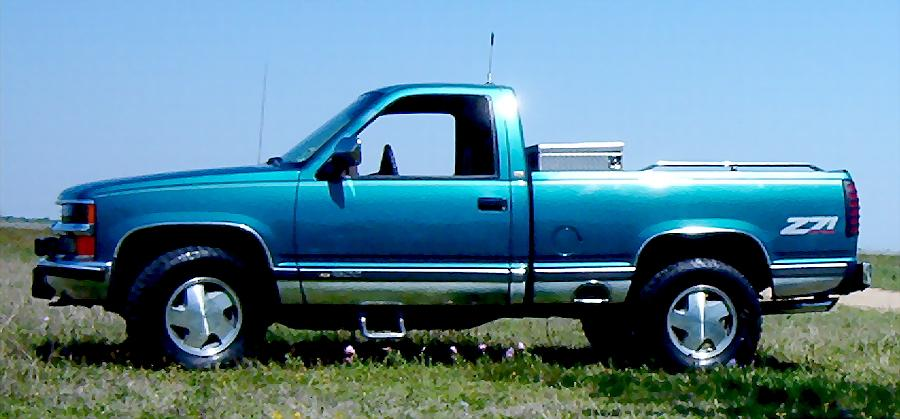 mwnfl 1994 Chevrolet C/K Pick-Up