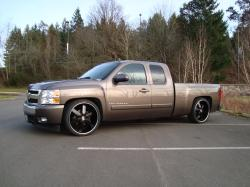 My2khoes 2008 Chevrolet Silverado 1500 Extended Cab