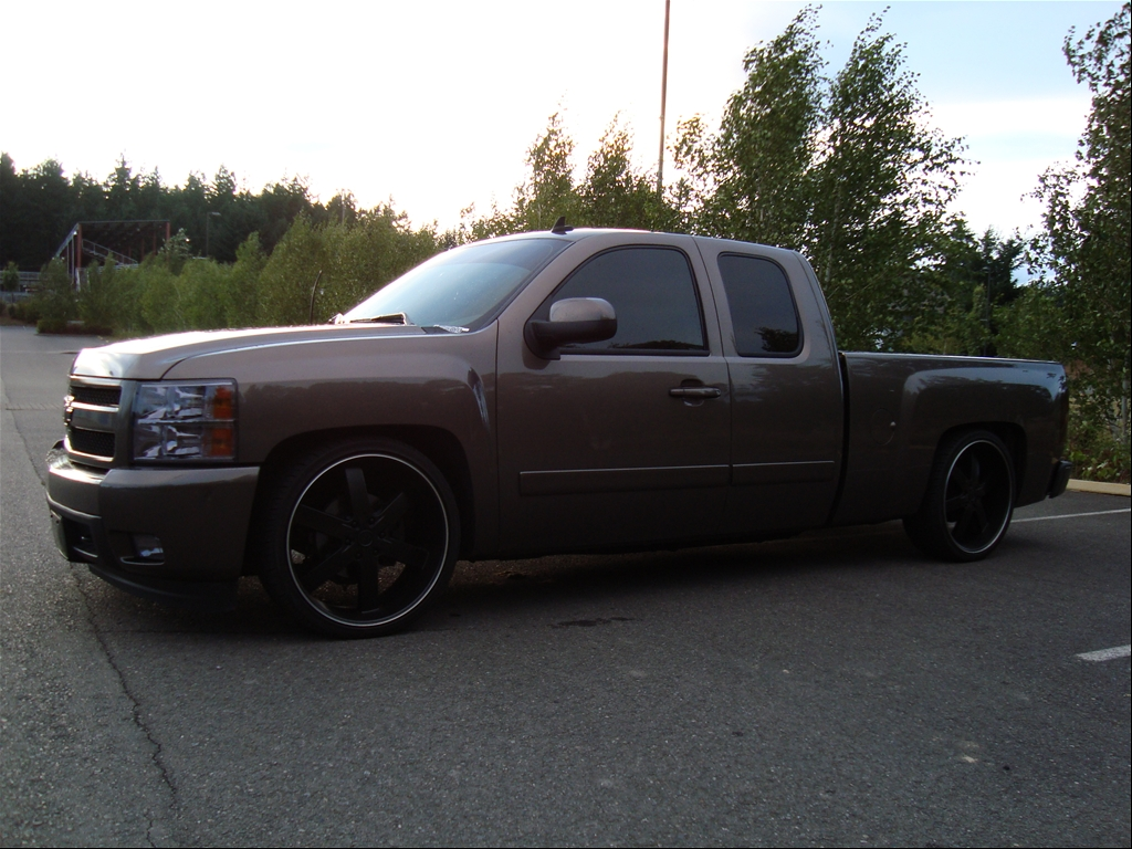 2008 Chevrolet Silverado 1500 Extended Cab