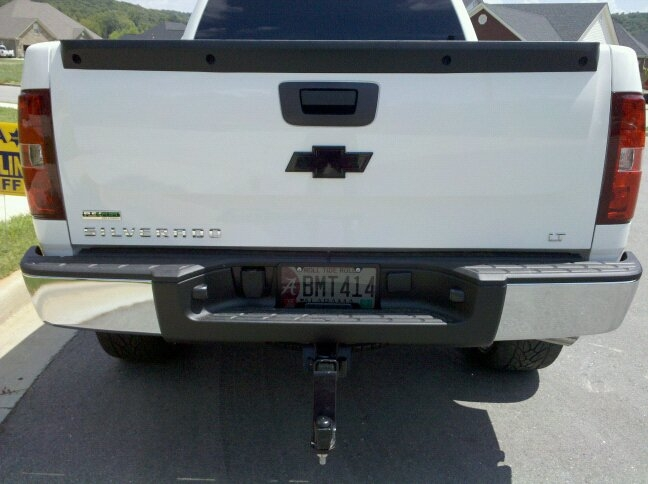 Another Bama_Style_256 2010 Chevrolet Silverado 1500 Crew Cab post... - 14675850