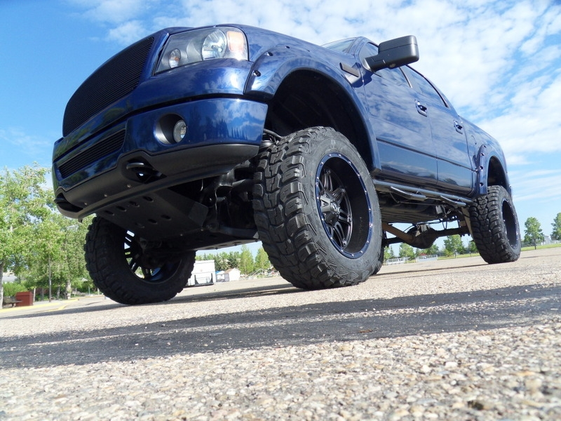 Another scorpion111180 2008 Ford F150 SuperCrew Cab post... - 14678226