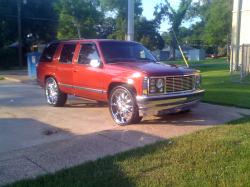 ejskons 1999 GMC Yukon