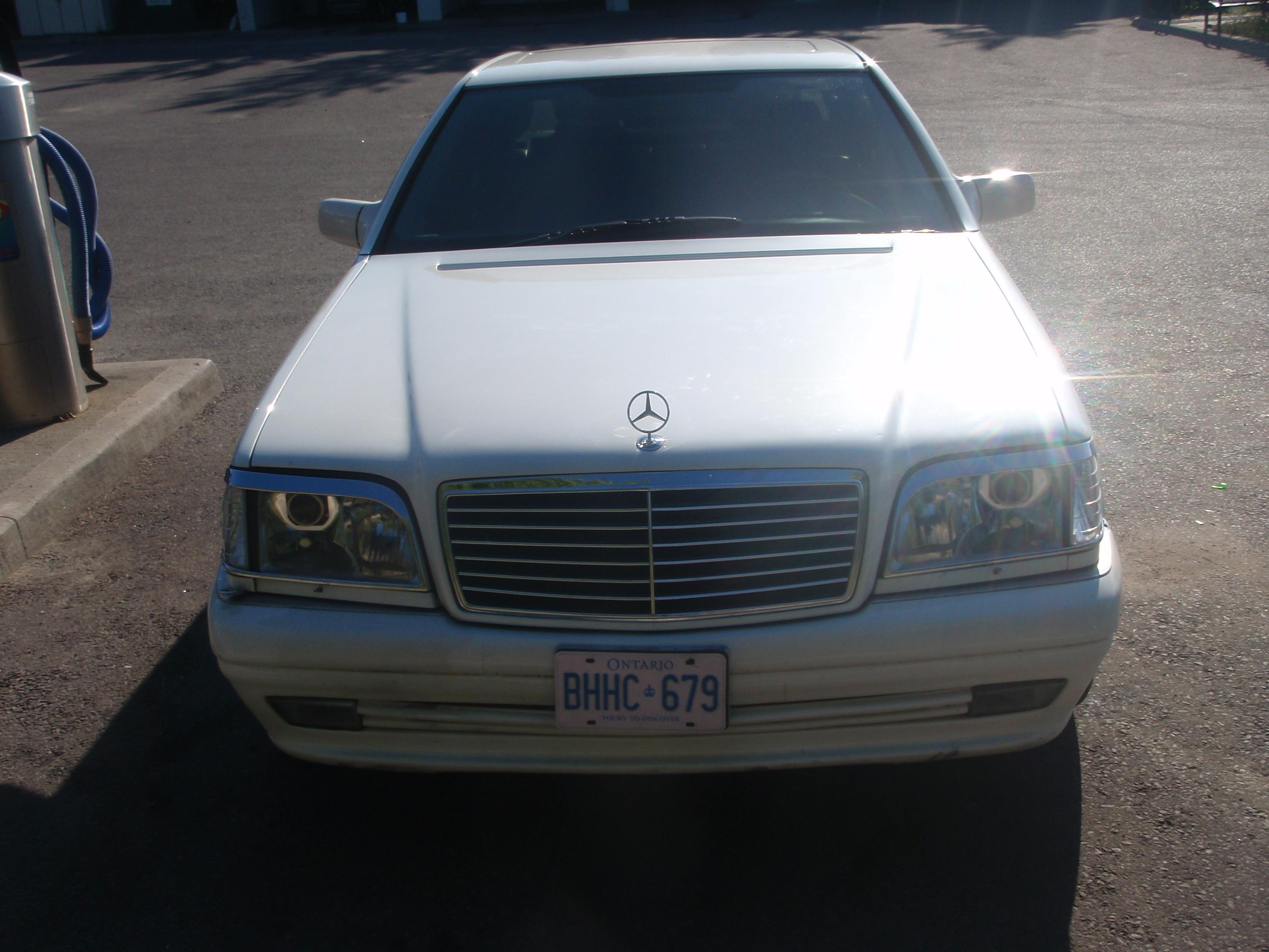 Another w140s600 1992 Mercedes-Benz S-Class post... - 14675958
