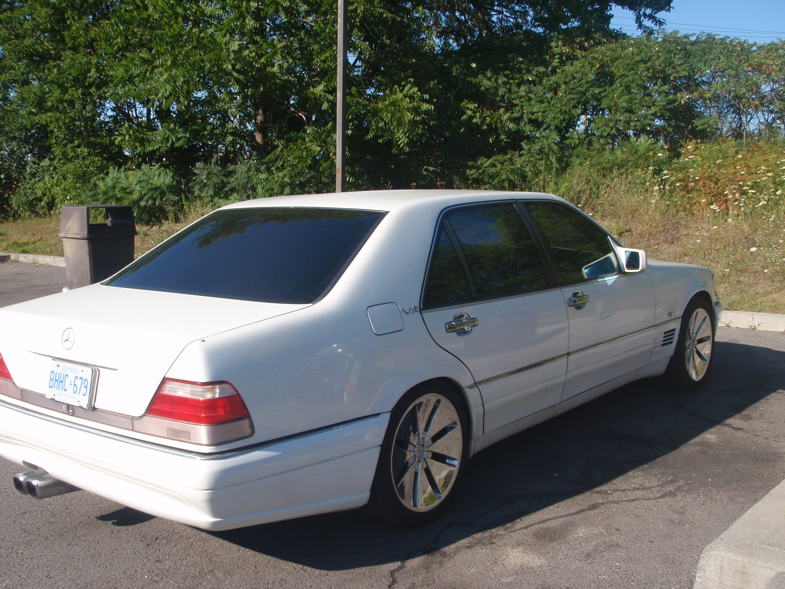 Another w140s600 1992 Mercedes-Benz S-Class post... - 16871517