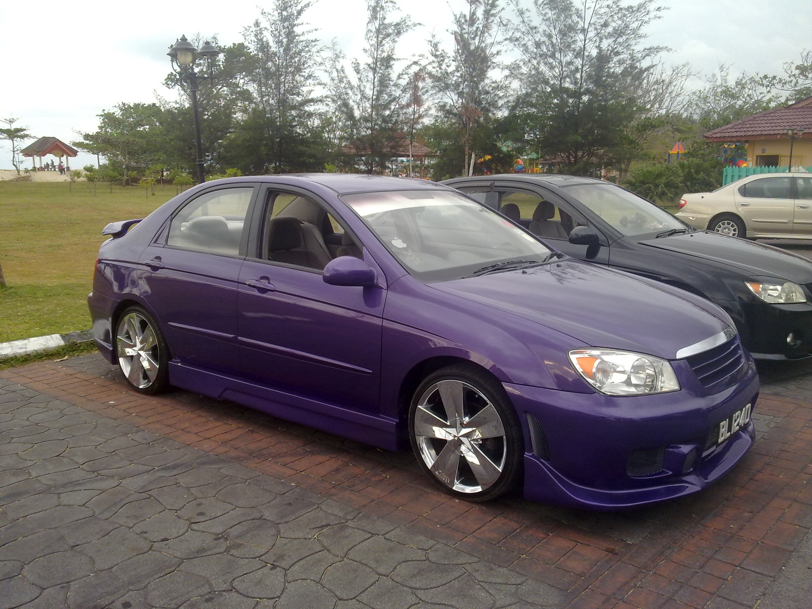 Deewolf 2006 Kia Spectraex Sedan 4d Specs Photos Modification Info