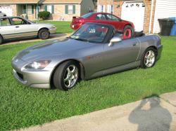 supaitaliens 2004 Honda S2000