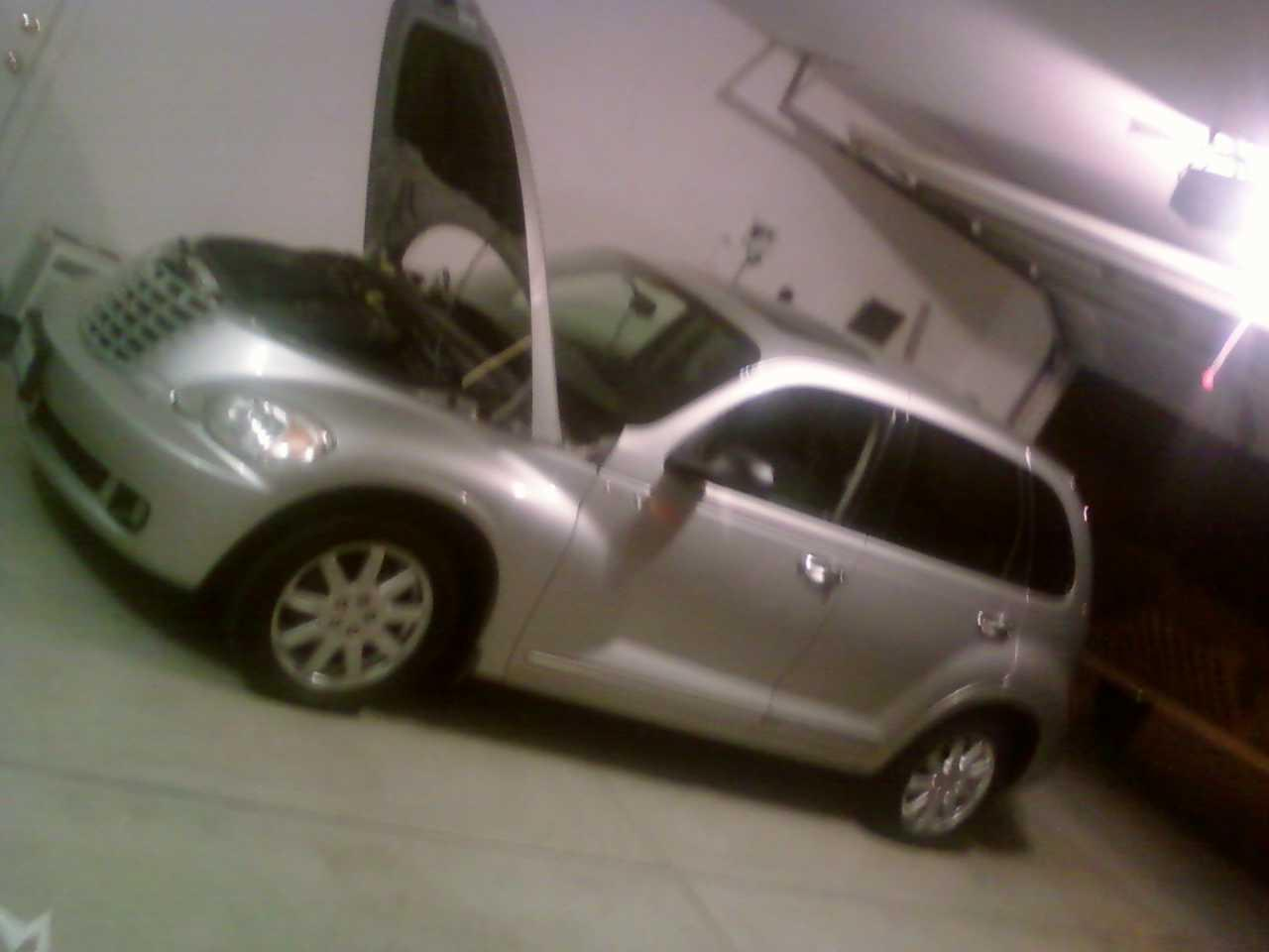 ptloser94's 2007 Chrysler PT Cruiser