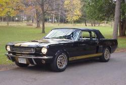 TheRentMan 1966 Shelby GT350