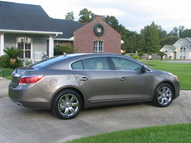 oubre 2011 buick lacrosse specs photos modification info. Black Bedroom Furniture Sets. Home Design Ideas