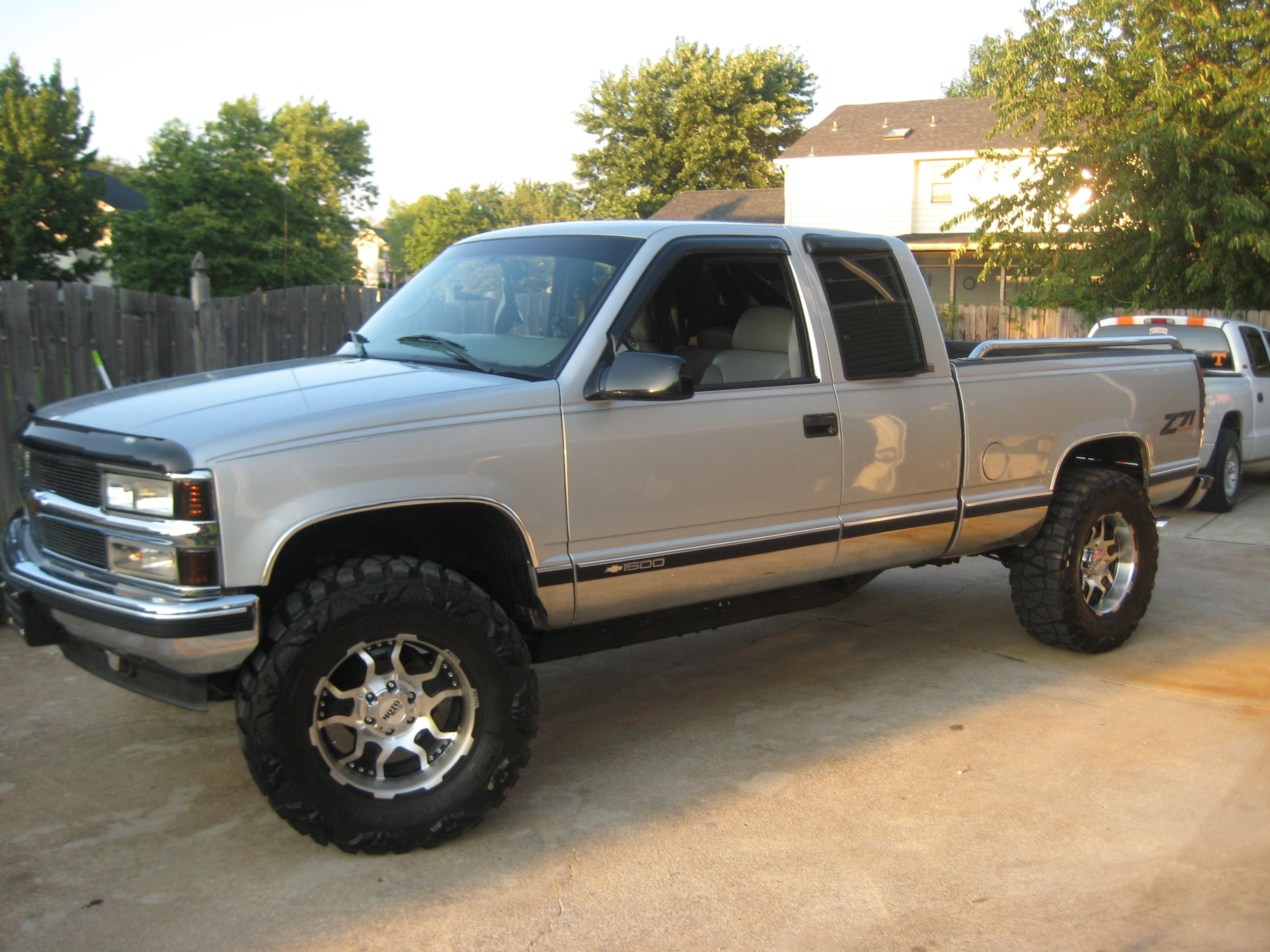 1997 Chevrolet 1500 Extended Cab