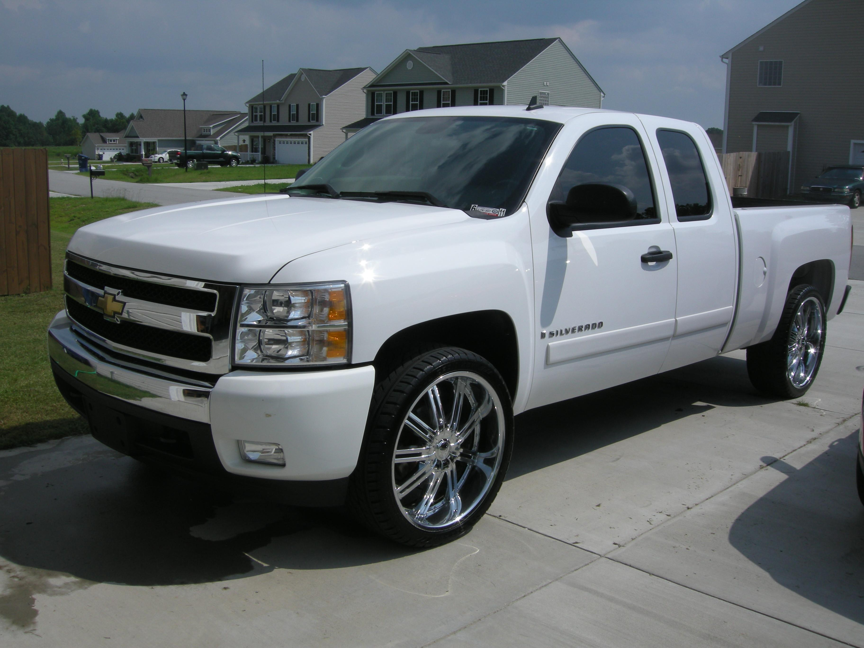 tapout0581 2008 chevrolet silverado 1500 extended cab specs photos modification info at cardomain. Black Bedroom Furniture Sets. Home Design Ideas