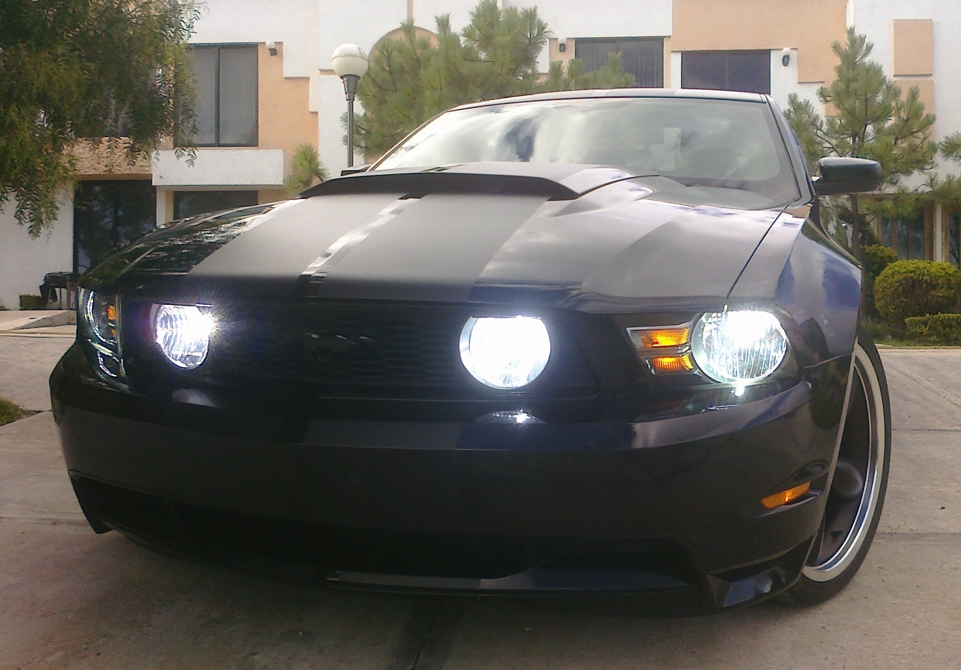 Another Blk_GT 2011 Ford Mustang post... - 14680819