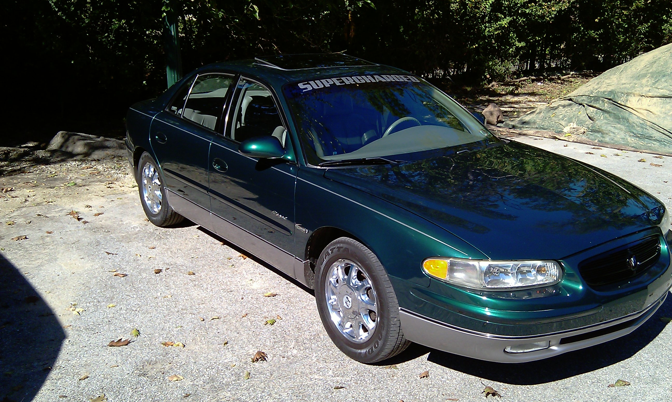 Another Chrisolds 1998 Buick Regal post... - 14680984