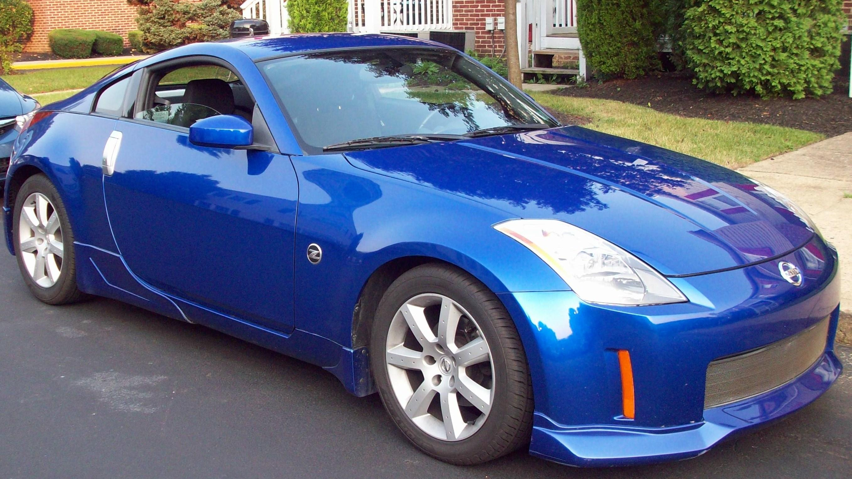 2004 nissan 350z coupe specs image gallery hcpr ao2023 2004 nissan 350z vanachro Gallery